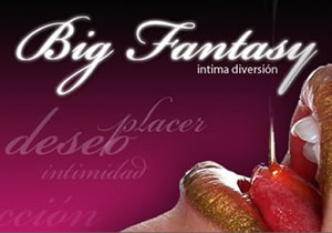 Sex Shop Big Fantasy